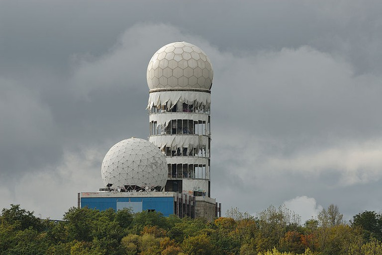 Teufelsberg |© Jochen Teufel/WikiCommons