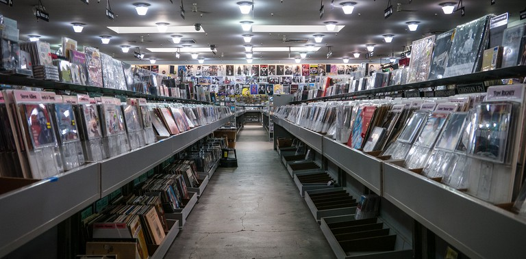 Amoeba Records | © Jumilla/Flickr