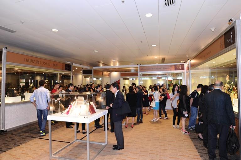 © Photo courtesy of Hong Kong Book Fair
