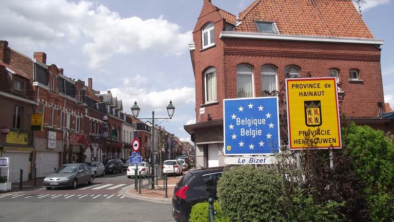 Welcome to Belgique / België   © Smiley.toerist/Wikimedia Commons