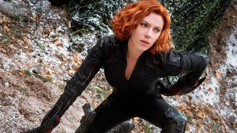 Black Widow in The Avengers: Age of Ultron (Disney/Marvel)