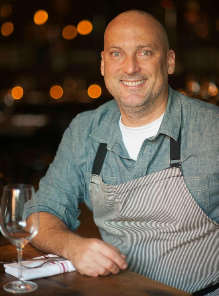 Chef Steve Samson (credit: Wonho Frank Lee)