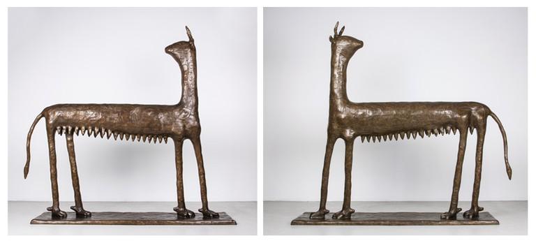 Yunizar, Deer (2016) |Courtesy of Gajah Gallery