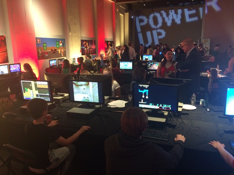 The launch of Power Up at the Science Museum| ©Harriet Clugston
