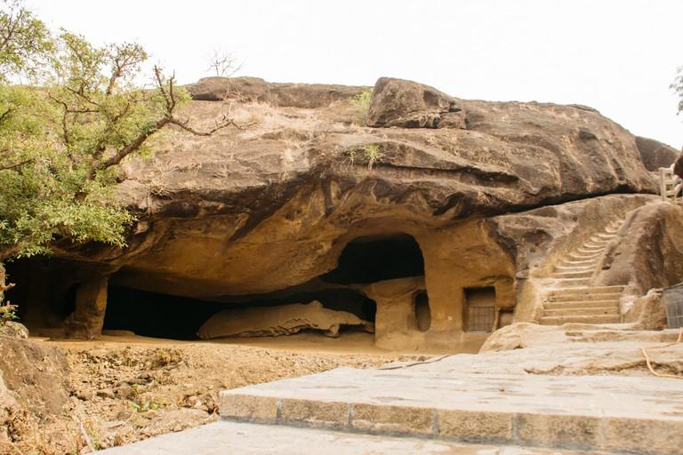 kanheri caves11