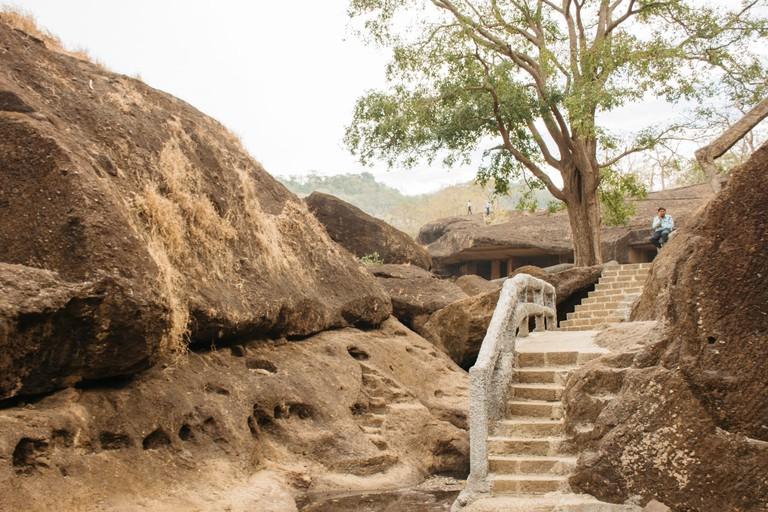 kanheri caves13