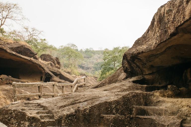 kanheri caves14