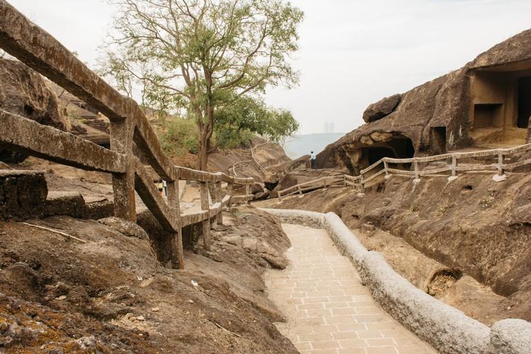 kanheri caves16