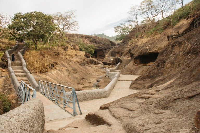 kanheri caves8