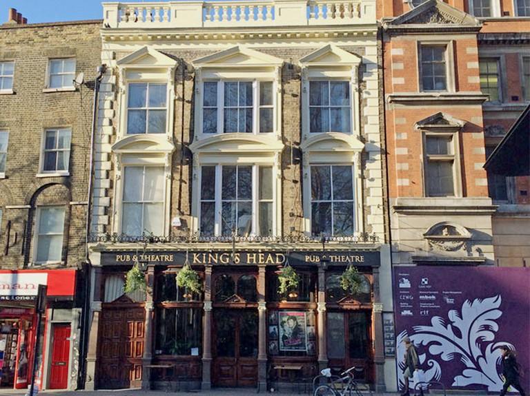 Image courtesy of King's Head Theatre, Islington