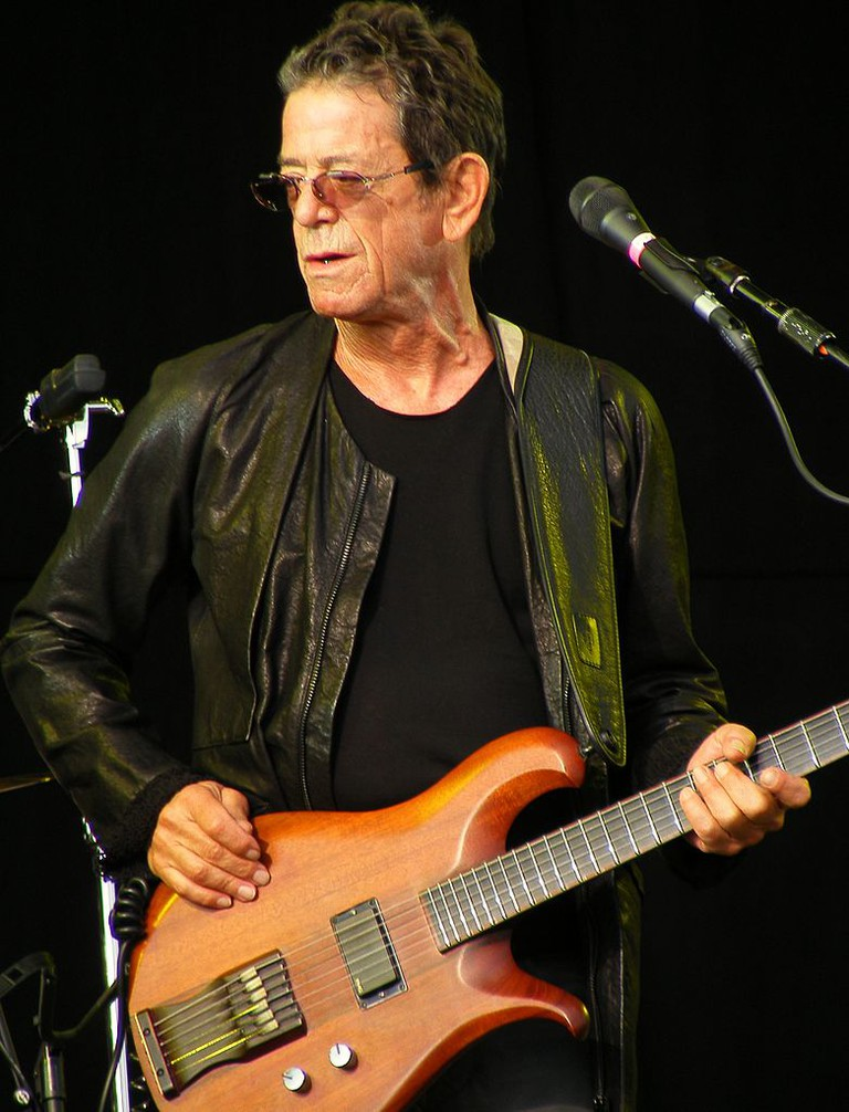 Lou Reed (5900407225) | © Man Alive!/WikiCommons