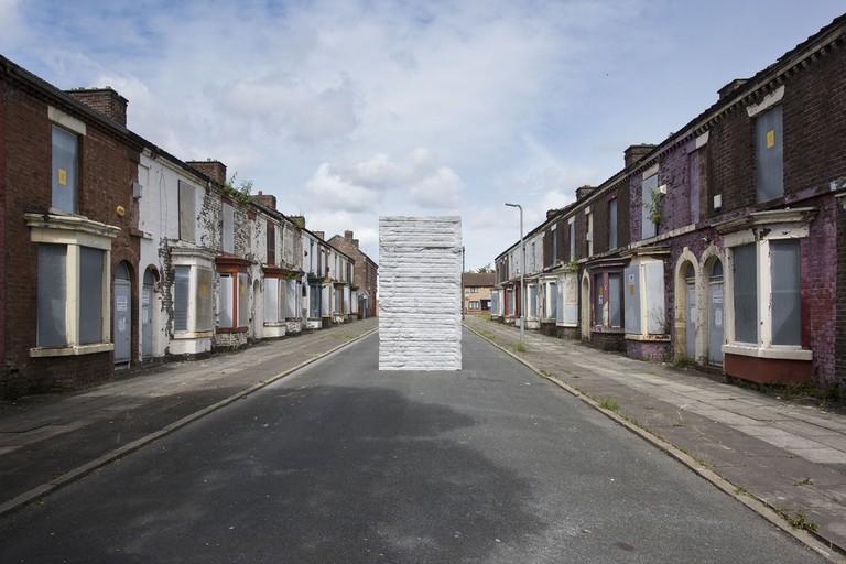 MomentaryMonument- The Stone by Lara Favaretto|© Joel Fildes/Bolton & Quinn