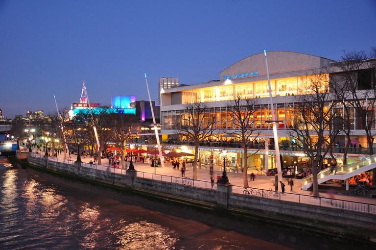 The Royal Festival Hall|©Stig-NN3/Flickr