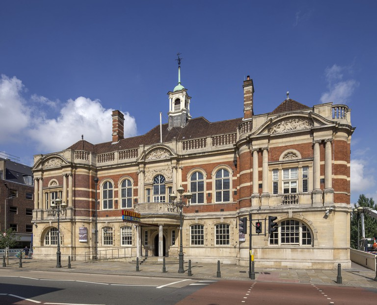 Front two thirds of Battersea Arts Centre |©Morley von Sternberg/BAC