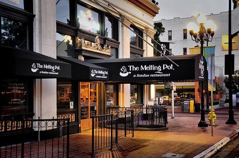 San Diego Restaurant- courtesy of The Melting Pot