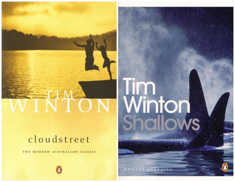 Cloudstreet and Shallows | © Penguin