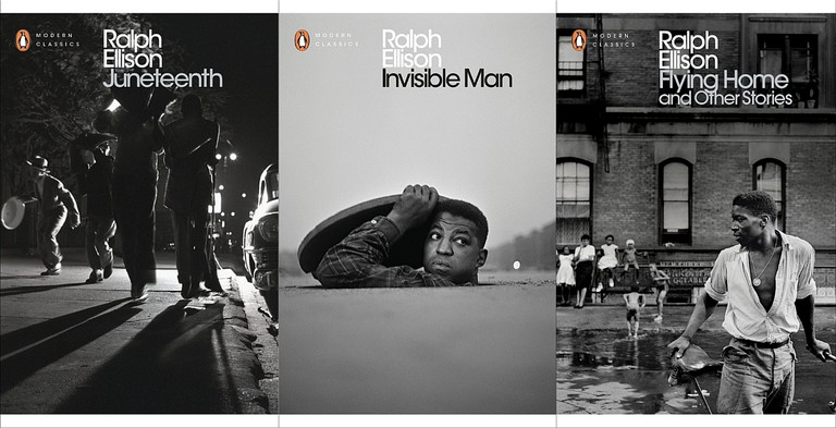 Juneteenth, Invisible Man, and Flying Home and Other Stories, by Ralph Ellison | Courtesy of Penguin Press