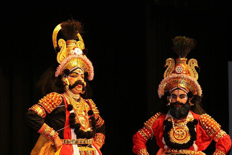 Yakshagana| © Hegades| WikiCommons