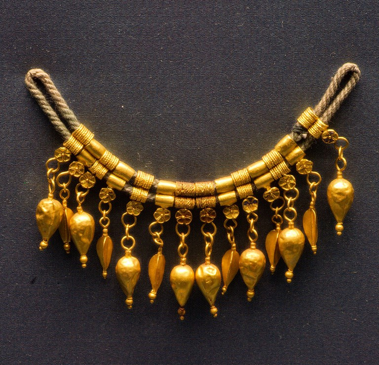 Ancient Greek jewelry | © Matthias Kabel /WikiCommons