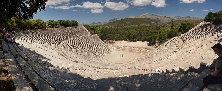 Epidaurus | © Ronny Siegel/WikiCommons