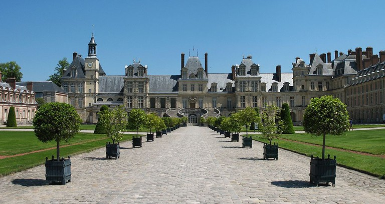 Fontainebleau Castle   © WikiCommons