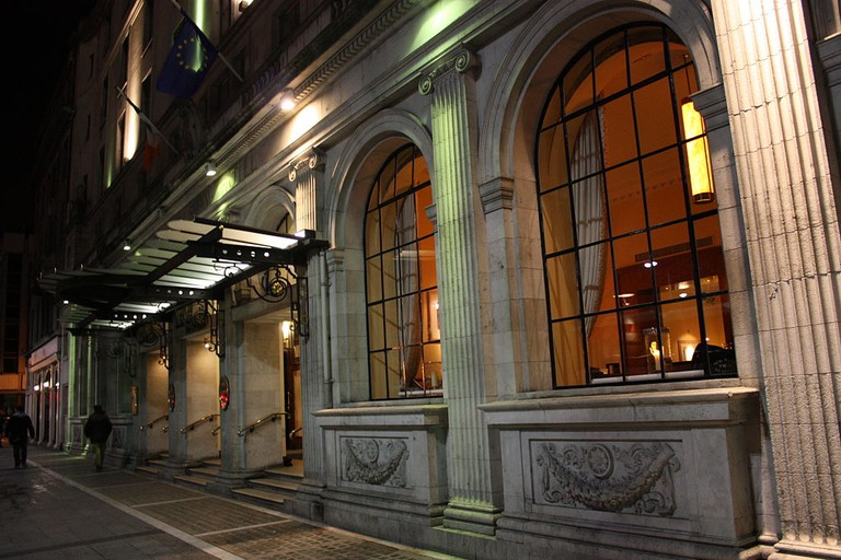 Gresham Hotel, Dublin | © Ardfern/WikiCommons