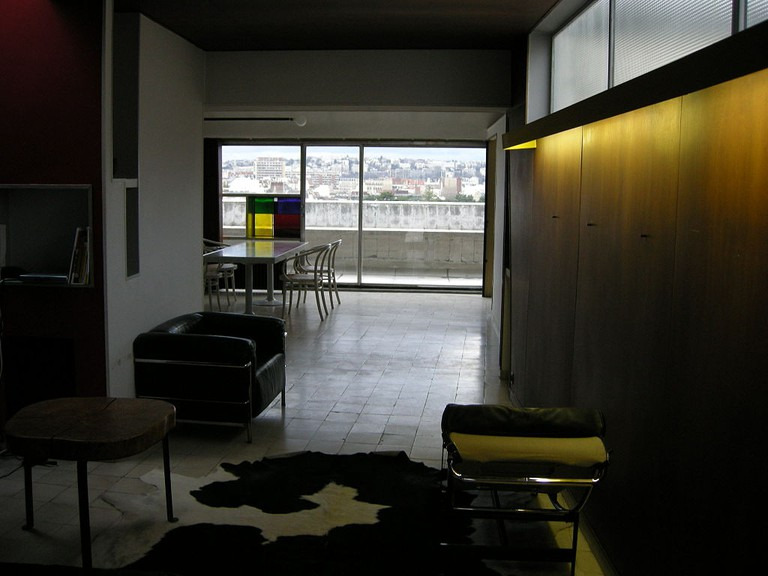 Interior of Immeuble Molitor © sailko/WikiCommons
