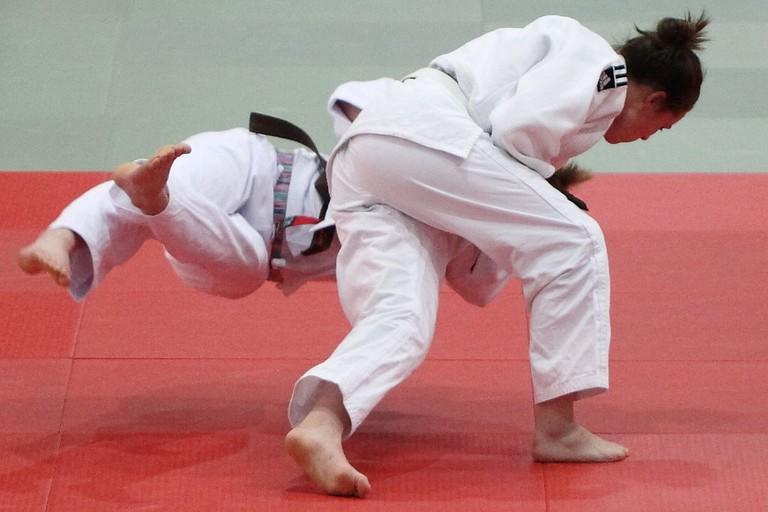 Judo throw | © Schnuffel2002/WikiCommons