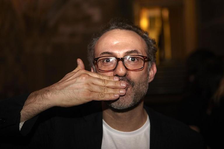 Massimo Bottura  © Alice.jessica.north/WikiCommons