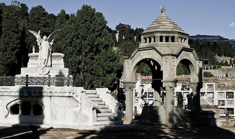 Montjuïc cemetery | © Nikodem Nijaki / WikiCommons