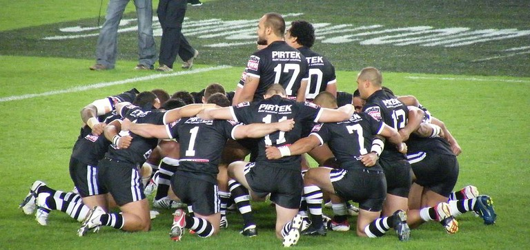 New Zealand National Rugby League team 2008 | © paddynapper / WikiCommons