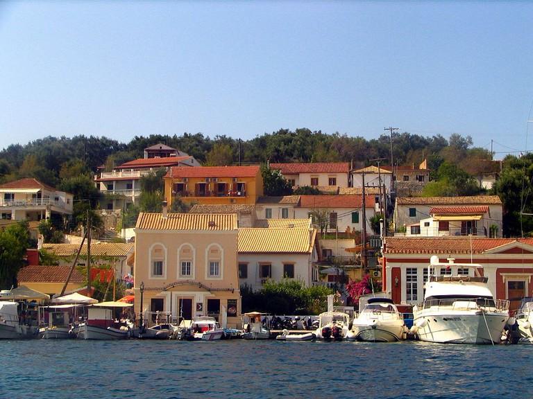 Gaios Town, Paxos | © Bogdan Giuşcă/WikiCommons