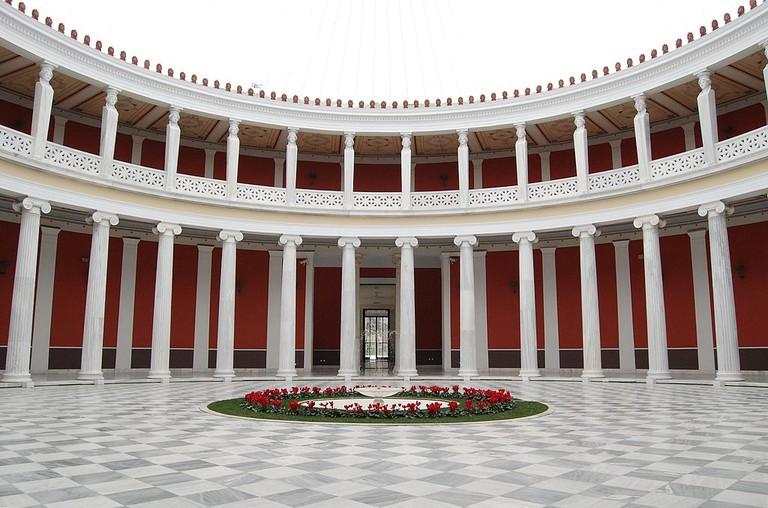 The Zappeion Hall atrium|© Badseed/WikiCommons