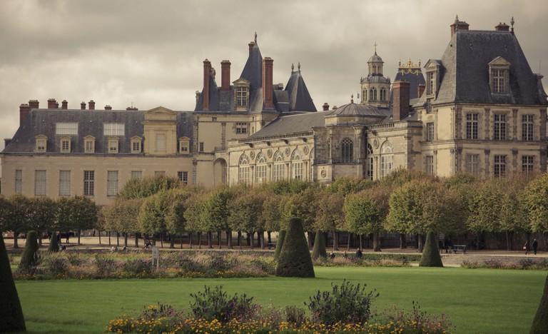 Gardens at Fontainebleau © harmishhk/Flickr