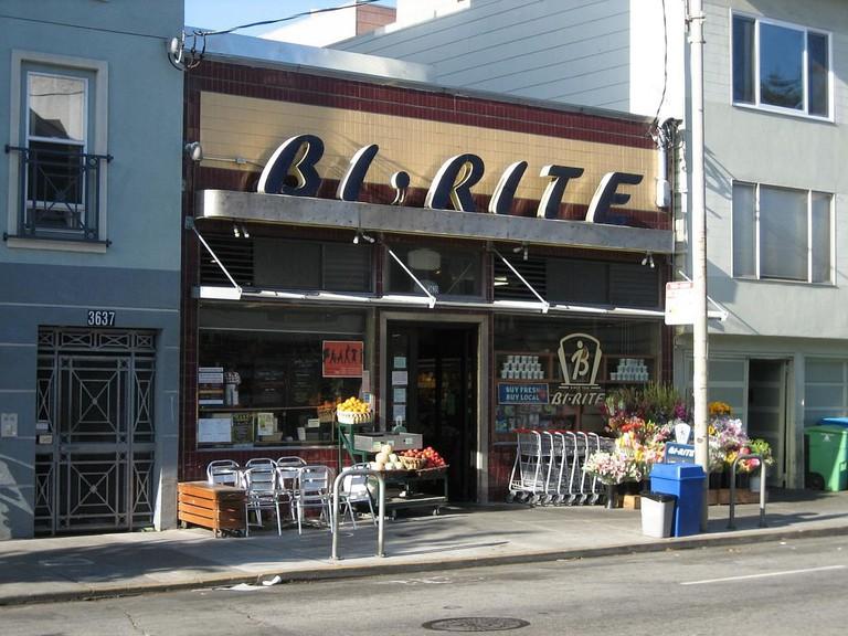 Bi-Rite Market © Eric Heath/Wikipedia