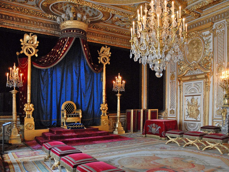 Salle du Trône   © WikiCommons