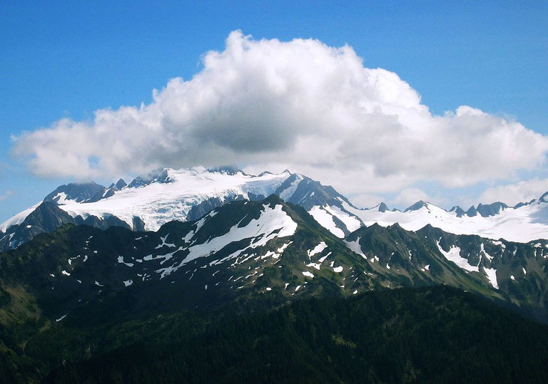 Mount Olympus| © Jason Pratt/WikiCommons