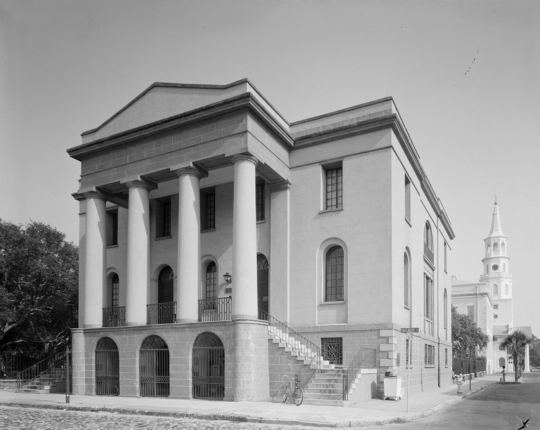 Fireproof building | © Library of Congress, Prints & Photographs Division, SC-13-2-7/Wikicommons