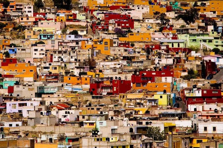 Houses in Pachuca