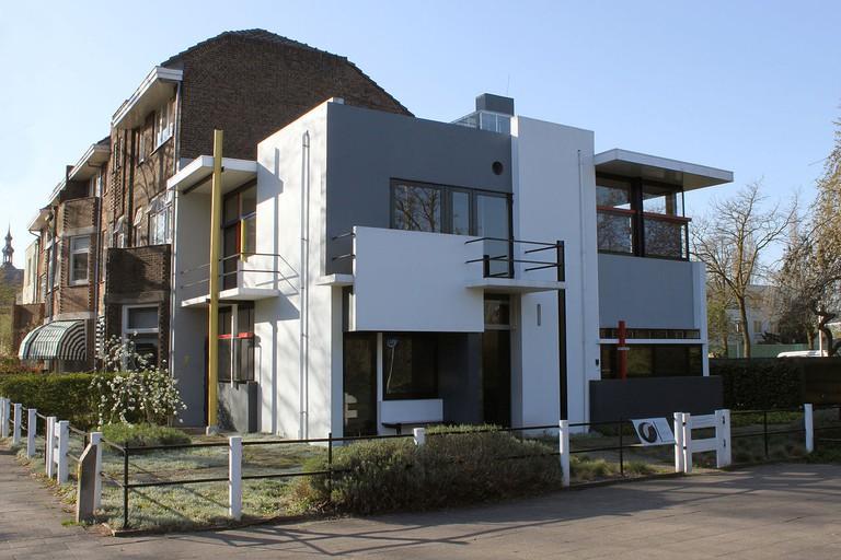 Rietveld Schröder House   © Husky / Wikicommons
