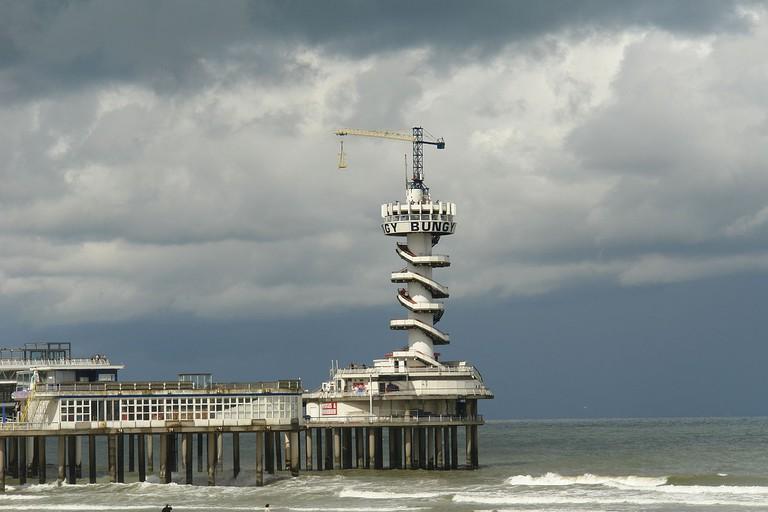 Scheveningen pier   ©OsvaldoGago / Wikicommons
