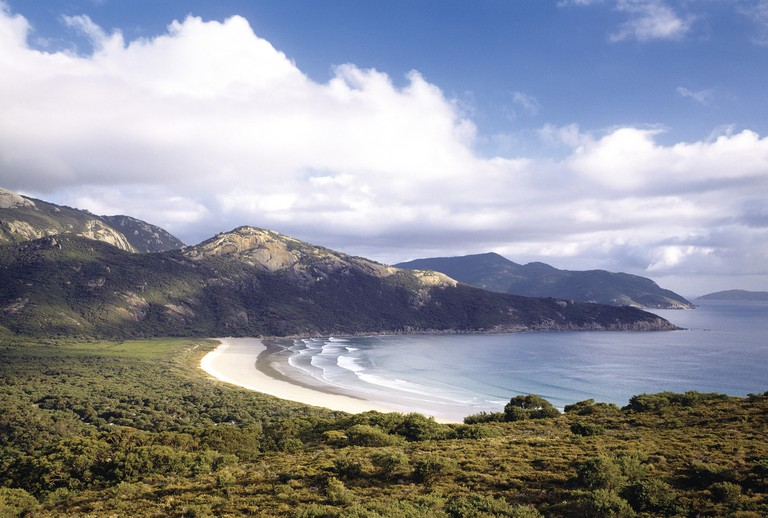 Beach, Wilsons Promontory, VIC | Courtesy of Tourism Australia © Hamish Ta-me