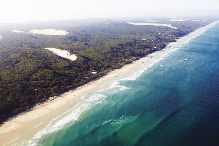 Fraser Island | Courtesy of Tourism Australia © Maxime Coquard