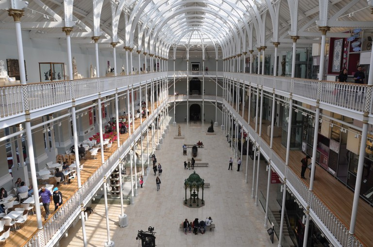 The National Museum of Scotland | © morebyless/Flickr