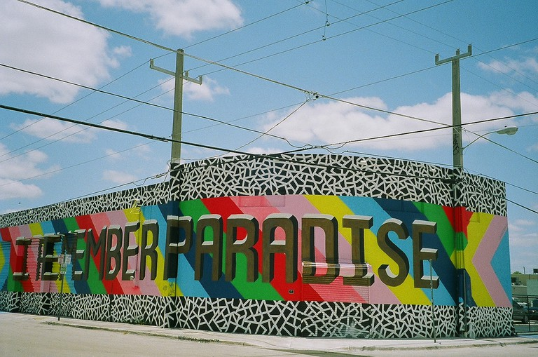 I Remember Paradise by Lakwena | Phillip Pessar/Flickr