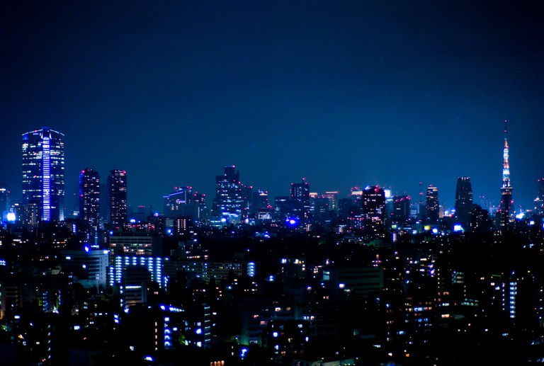 This will be the first time in over 50 years Tokyo has hosted the Olympics | © Joi Ito/Flickr
