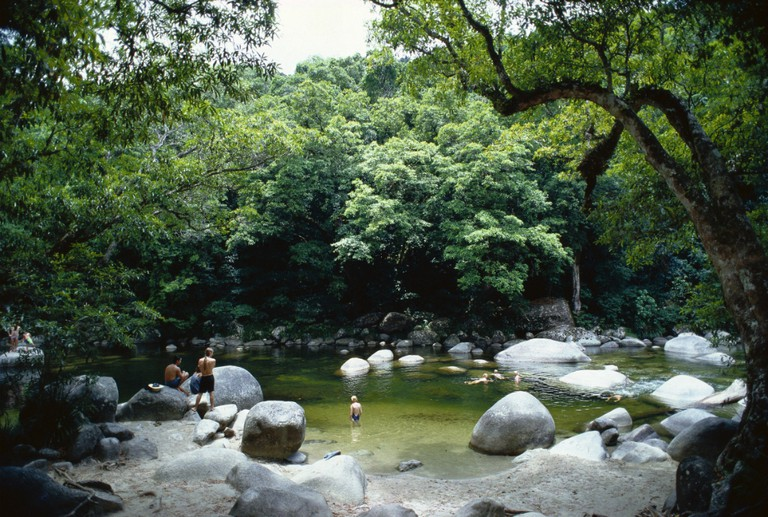Mossman Gorge, Daintree National Park, QLD | Courtesy of Tourism Port Douglas and Daintree