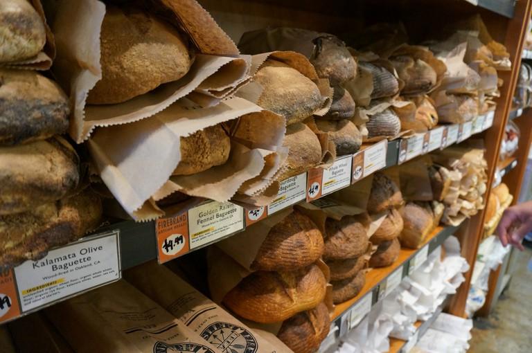 Bi-Rite breads © kenji ross/Flickr