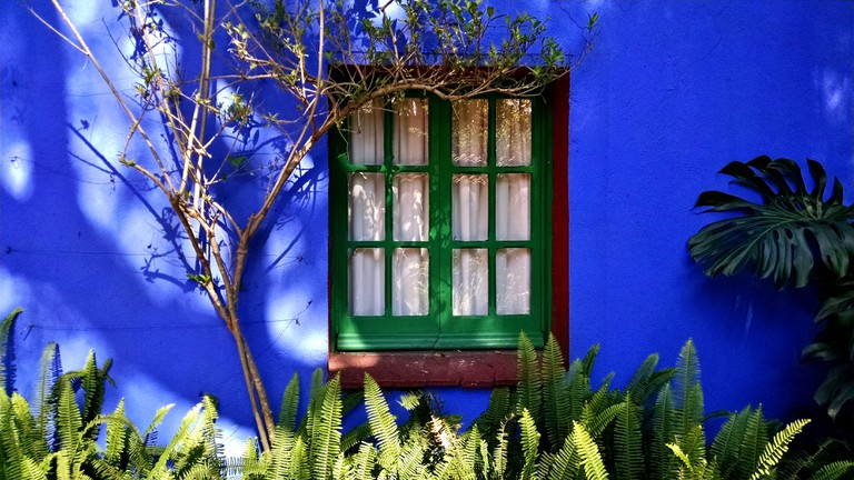Museo Frida Kahlo| © Kyle Magnuson/Flickr