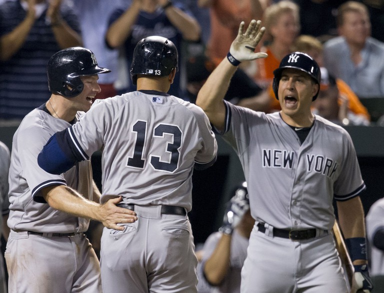 New York Yankees | © Keith Allison/Flickr